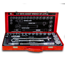 Socket Wrench & Handle