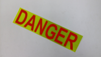 Ever Reflector Danger 12 inch x 3 inch