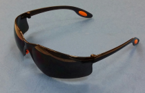 Ander Basic Black Safety Goggles