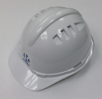 Korel Adjustable Safety Helmet White