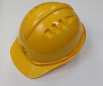 Korel Adjustable Safety Helmet Yellow