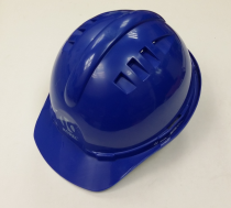 Korel Adjustable Safety Helmet Blue