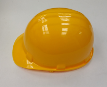 Yellow Normal Helmet