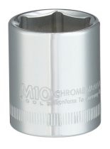 "M10 3/8"" Dr Socket (Metric)"