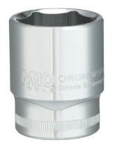 "M10 1/2"" Dr Socket (Metric)"