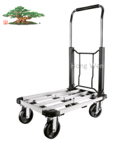 Aluminium Foldable Trolley