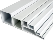 PVC Wire Trunking / Wire Casing